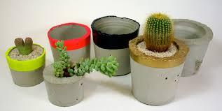 concrete pot 142 unique decoration and concrete planters by