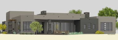 southwestern houses courtyard60 luxury modern house plan 61custom contemporary