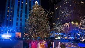 Rockefeller Tree Rockefeller Tree Lighting Attracts Thousands Wjla