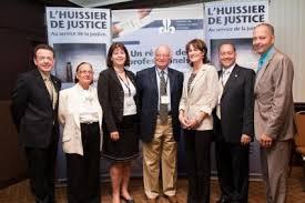 15e congrès de la chambre des huissiers de justice du québec uihj