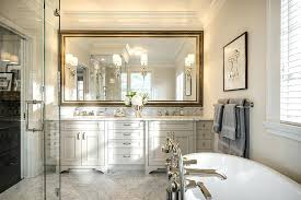 framed bathroom mirrors ideas black framed bathroom mirrors large black framed mirror wall