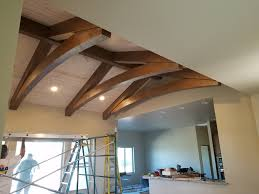 how to build a truss faux wood workshop