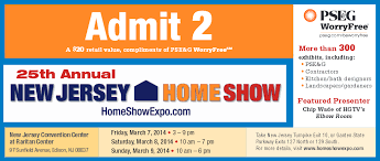 Home Design Center New Jersey Free Tickets To New Jersey Home Show U0026 Interior Design Expo March
