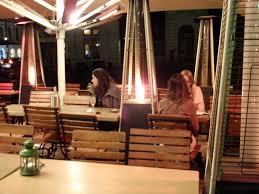 restaurant patio heater outdoor patio heaters defy vancouver u0027s greenest city dreams many