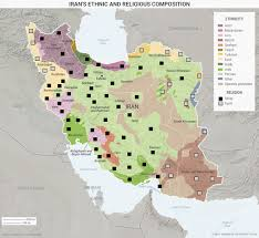 Maps Place Four Maps That Explain Iran U0027s Place In The Middle East This Week