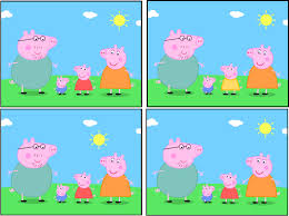 10 peppa pig party games
