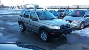 land rover freelander 1999 land rover freelander se gtr auto sales