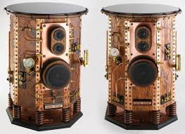 Cool Looking - cool looking speakers that up as statement pieces luxury