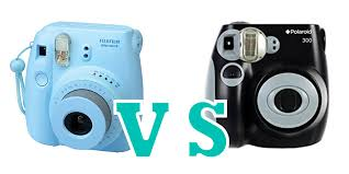 polaroid instant 300 fujifilm instax mini 8 vs polaroid pic 300 specs comparision