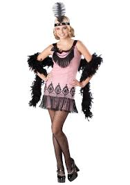 Halloween Costumes Teenage Girls Flirty Flapper Teen Girls