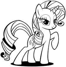 mlp eg coloring pages coloriage my little pony mylittlepony coloriage printablefree
