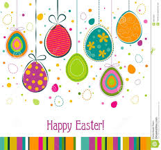 easter greeting cards template easter greeting card vector stock vector illustration