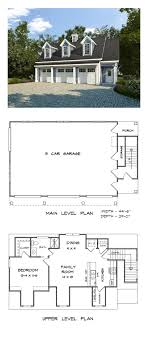 apartments garage with apartment plans garage plan apartment