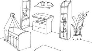 dessin chambre dessin chambre bebe on decoration d interieur moderne office