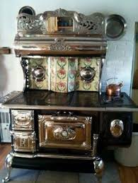 Kitchen Queen Wood Stove by I Love This Old Stove Home Pinterest Stove Kitchens And