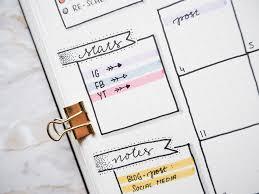 social media planner social media planning in my bullet journal apps tools