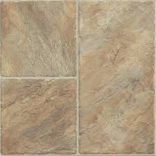 Armstrong Laminate Tile Flooring Shop Armstrong Stones And Ceramics 15 94 In W X 3 98 Ft L