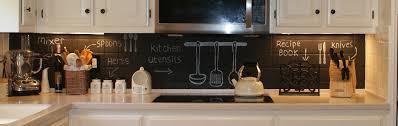 chalkboard kitchen backsplash chalkboard kitchen backsplash remodelmyhovel