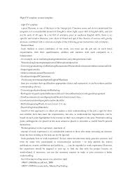 Resume English Example by How To Write A Resume Or Cv In English How To Write A Japanese