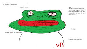 Depressed Frog Meme - reltable 4chan green meme coaxedintoasnafu