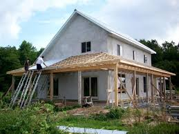 house plans with wrap around porches porch under construction