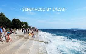 Sea Organ A Weekend In Zadar The Travel Series