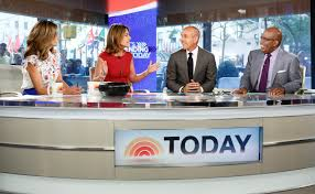 Today Show by Today U0027 Bids Farewell To Set In Studio 1a Video Huffpost