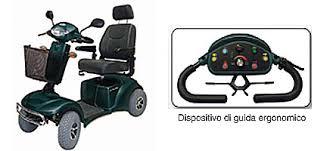 sedia elettrica per disabili scooter elettrico krono mediland per disabili e anziani autonomia