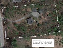 Calculating Square Footage Of House How To Measure Area And Distance In Google Maps U0026 Earth