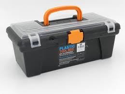 Plastic Tool Storage Containers - 12