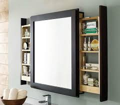 bathroom mirror designs excellent ideas wall mirror with storage fancy plush design
