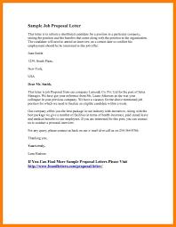 10 job proposal example coaching resume