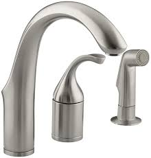 kitchen parts for kohler kitchen faucets kohler forte faucet
