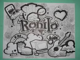 free doodle name pin by tefita sisalima on grafitis doodles