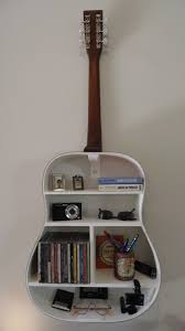 best 25 guitar bedroom ideas on pinterest boho bedrooms ideas variation on a n acoustic guitar shelf theme