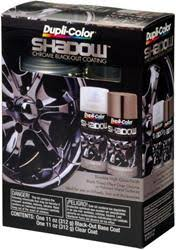 dupli color shadow chrome black out paints shd1000 free shipping