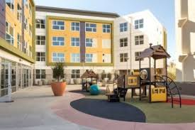 families seniors come together at san diego community housing