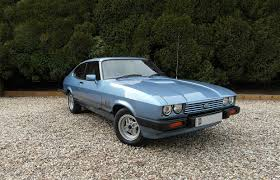 ford capri laser 1986 south western vehicle auctions ltd
