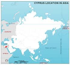 location of australia on world map cyprus location map in asia cyprus location in asia location