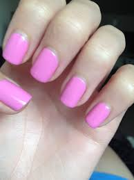 essie chastity perfect blue toned bubble gum pink nail polish