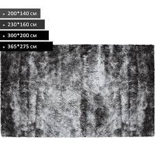 4 size grey modern stylish soft shag rug u2013 oliandola