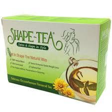 Teh Detox jual shape tea teh detox teh hijau slimming tea shape tea di lapak