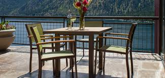 Polywood Patio Furniture Outlet by Polywood Bayline Collection American Made All Weather Outdoor