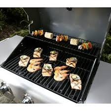 Members Mark Patio Grill Kenmore 3 Burner Black Patio Grill