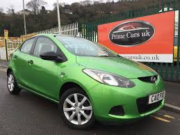 2010 10 mazda 2 1 3 ts 5dr a c 5 speed manual petrol 1 owner