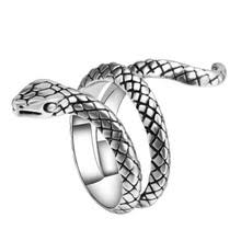 aliexpress buy new arrival cool charm vintage rings snake reviews online shopping rings snake