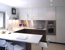 cuisine en l moderne maison design moderne areyaa com