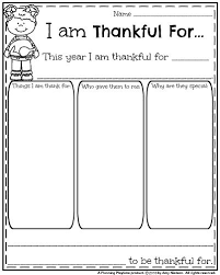 thanksgiving for 1st grade worksheets for all and