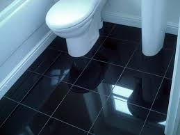 Bathroom Flooring Ideas by Black Floor Tile Houses Flooring Picture Ideas Blogule