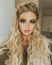 insta inspo halloween hair u0026 makeup ideas u2014 verb
